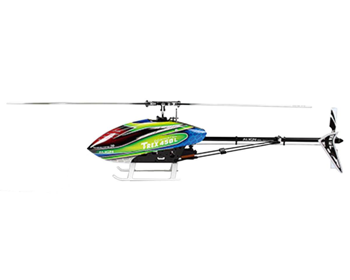 Align T Rex 450l Dominator 6s Helicopter Kit Agnrh45e11x