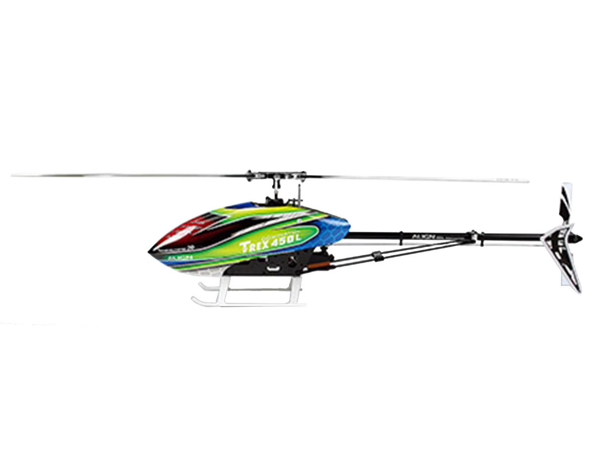 Align T Rex 450l Dominator Combo Helicopter Kit