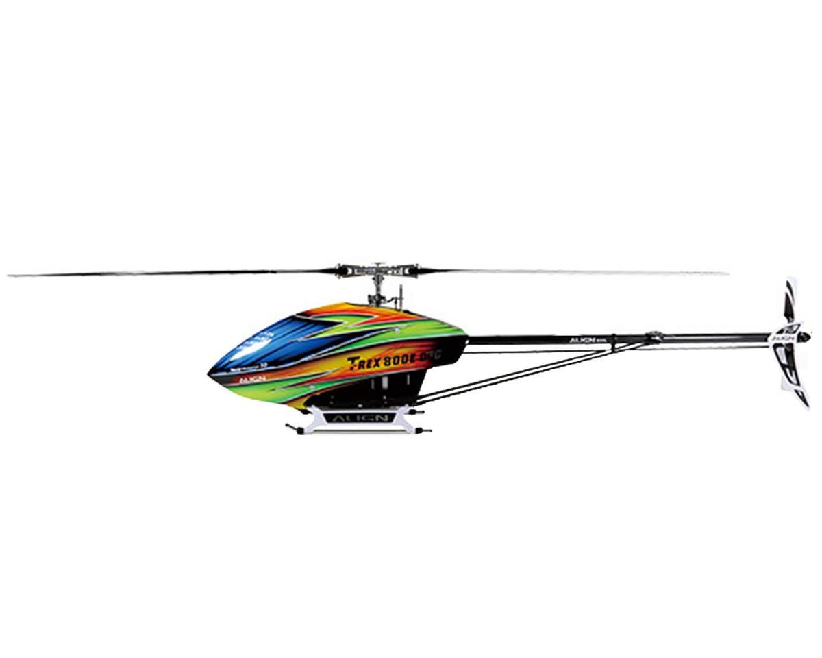 Align T Rex 800e Pro Dfc Super Combo Helicopter W Gpro