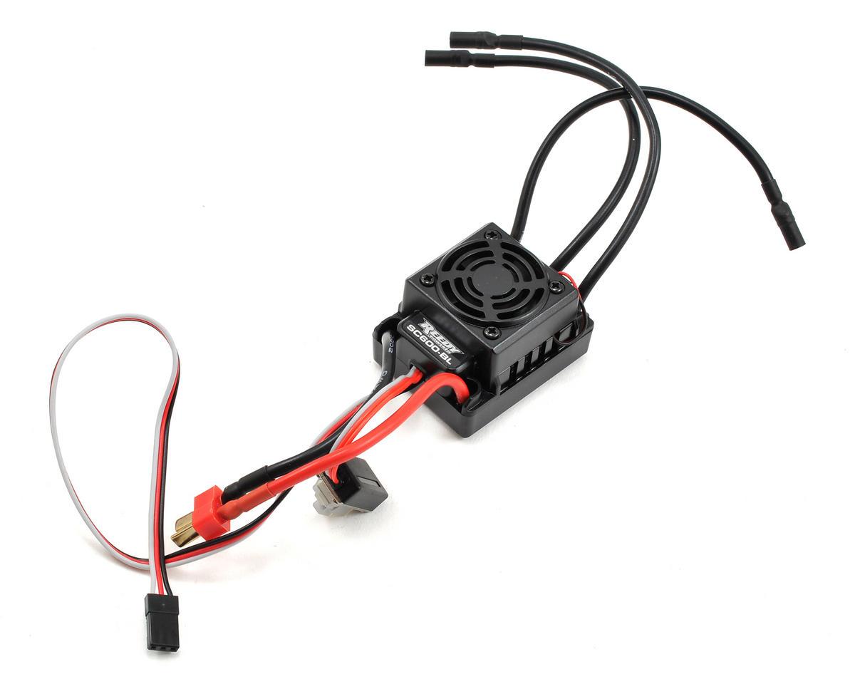 Reedy Sc600 Bl Sensorless Brushless 2s 3s Esc Asc