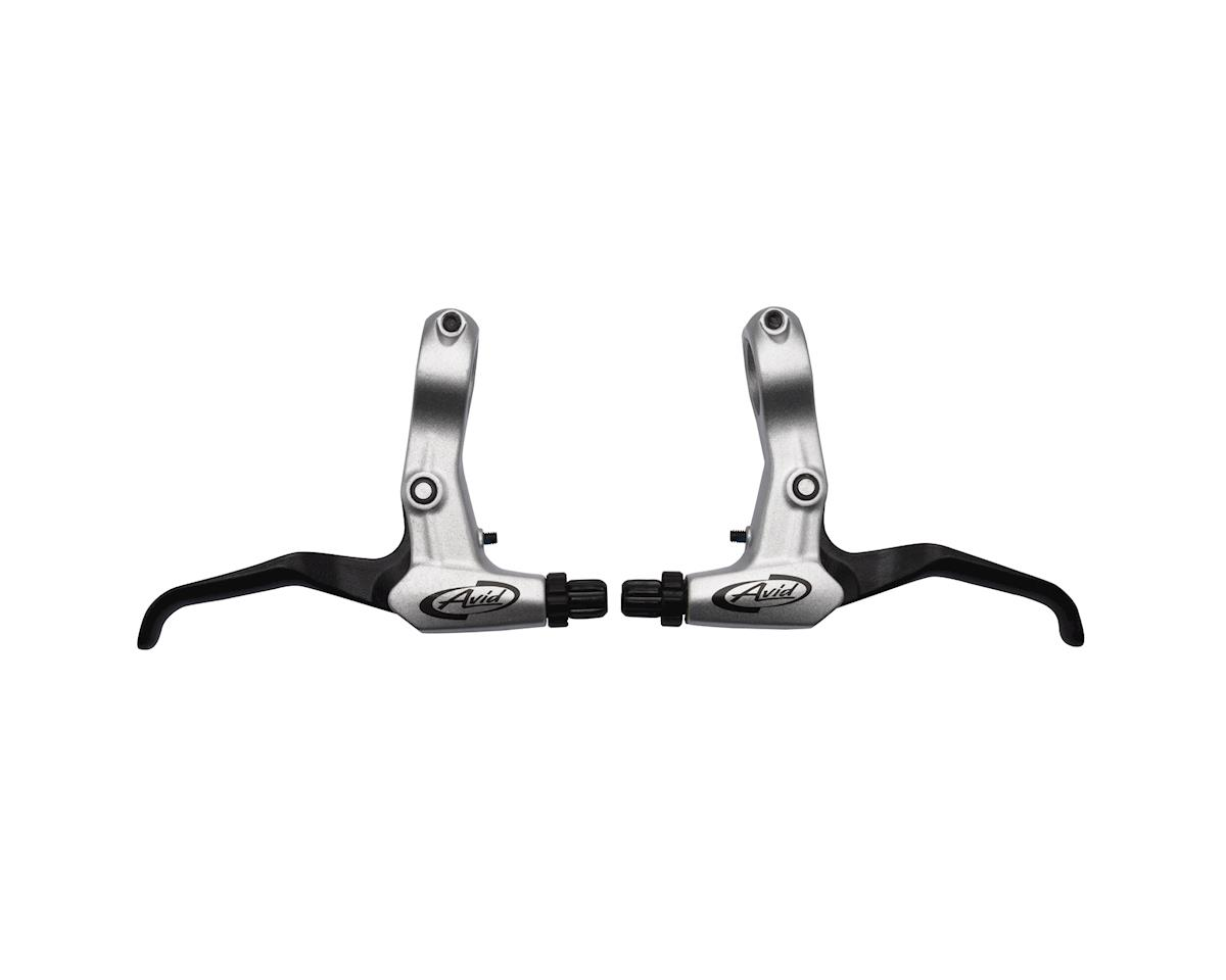 Avid Fr 5 Brake Levers Silver Black Pair Complete 00