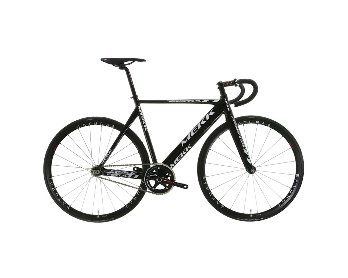 Mekk Bicycles Mekk Pista T1 Track Bike Black Mk Pst1 58