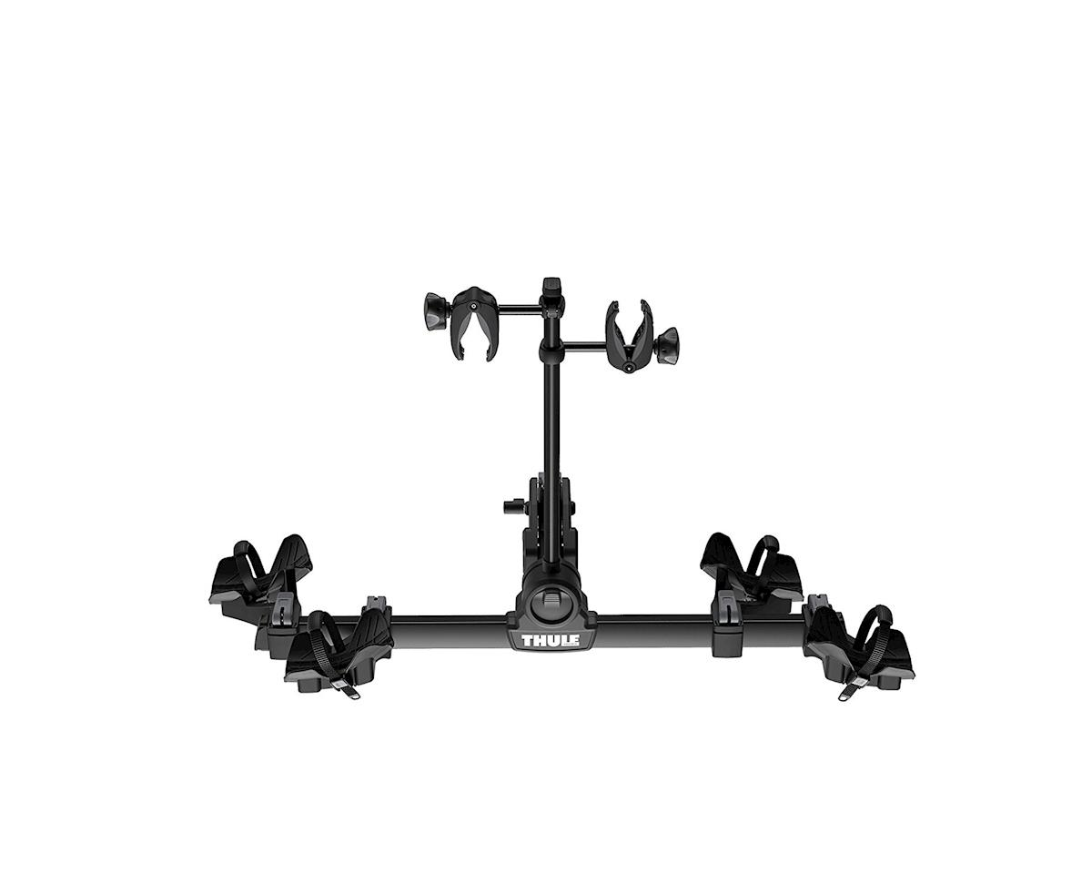 Thule Doubletrack Pro 1 25 Or 2 Hitch Rack Black