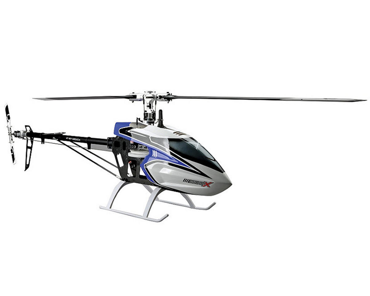 Blade 600 X Pro Series Flybarless Helicopter Kit W Motor