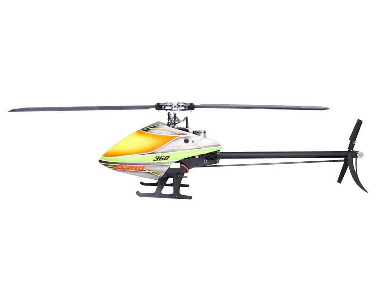 Compass Model Warp 360 Helicopter Combo Kit W Motor Esc