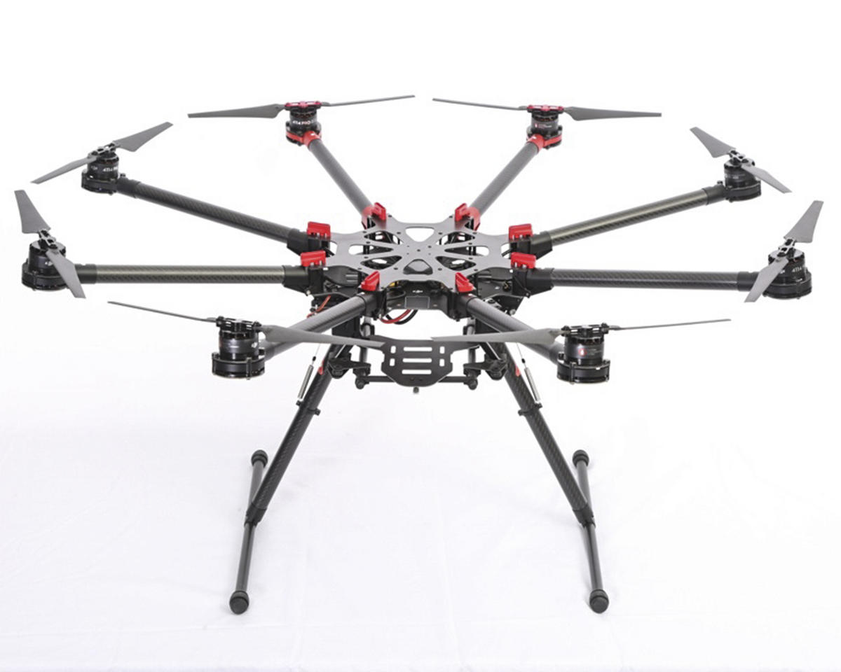 Dji S Premium Professional Ap Octocopter Drone Combo