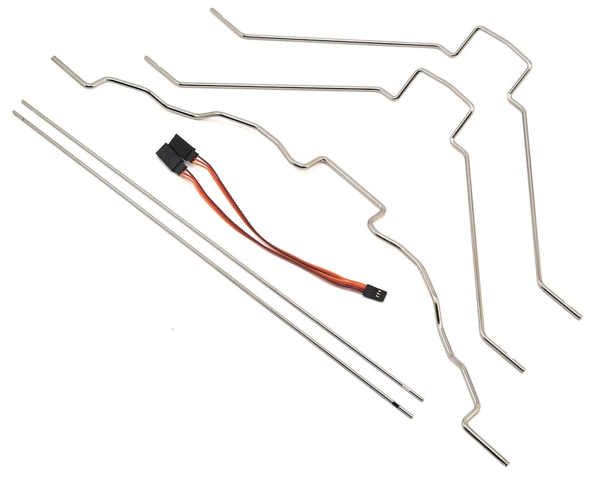 E Flite Maule M 7 Landing Gear Amp Float Wire Set Efl