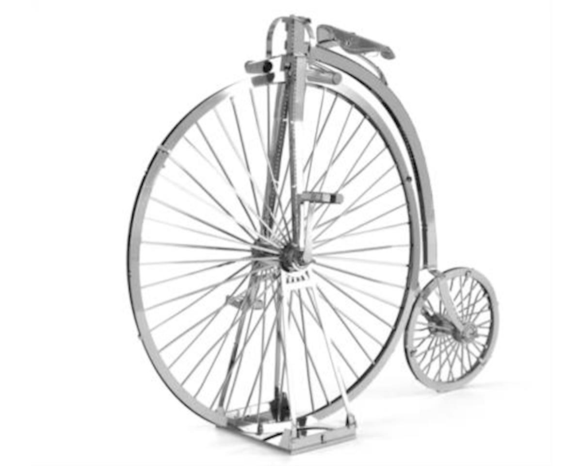 Fascinations Metal Earth High Wheel Bicycle Fsc87