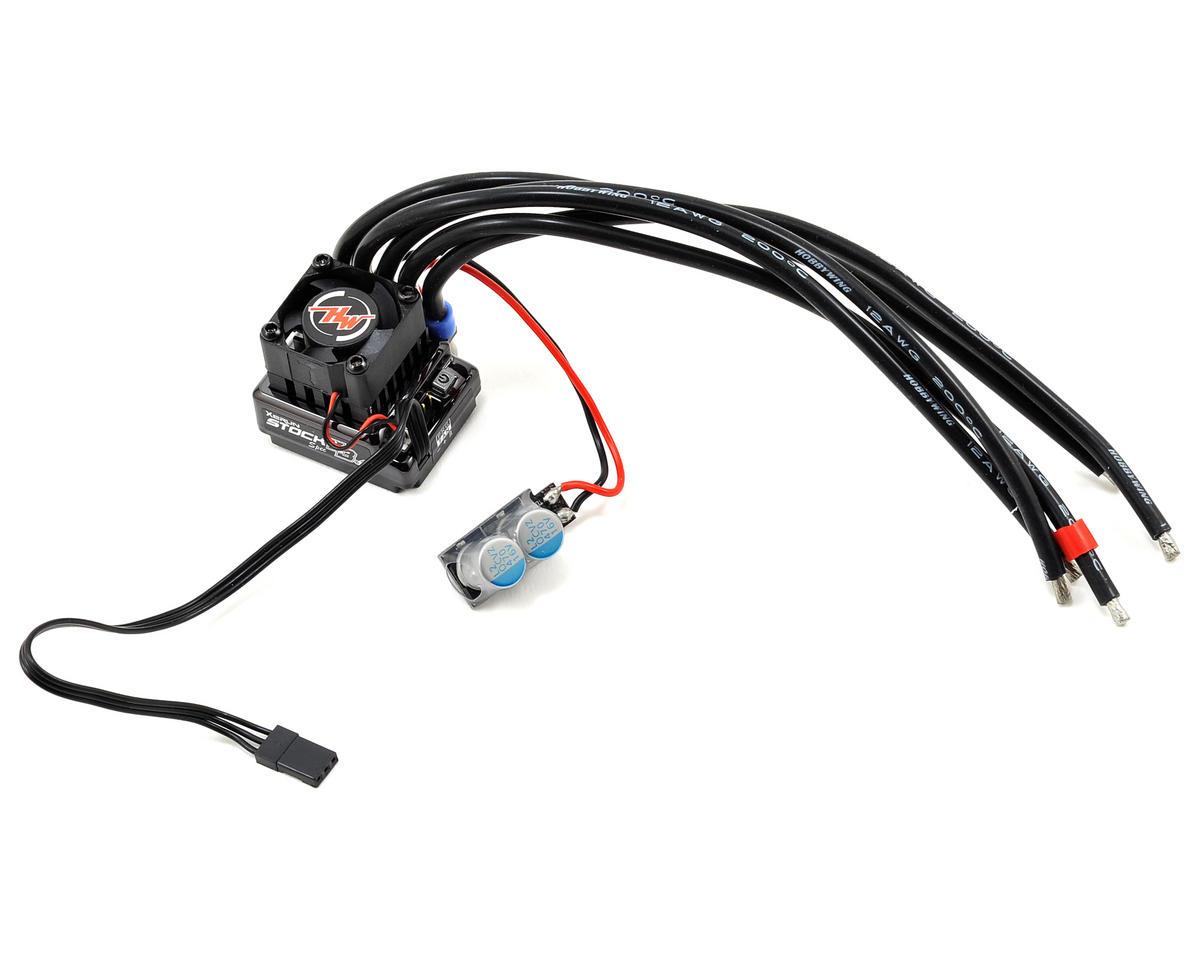 Hobbywing Xerun V3 1 Stock Spec Sensored Brushless Esc