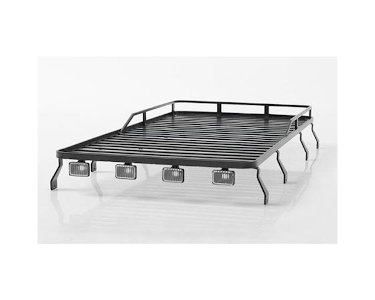 Rc4wd Roof Rack With Lights Defender D110 Rc4vvvc