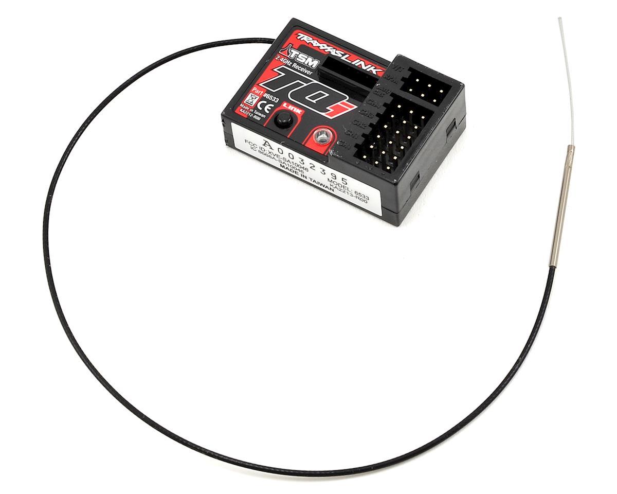 Traxxas Tqi 2 4ghz 4 Channel Radio System W Link Wireless