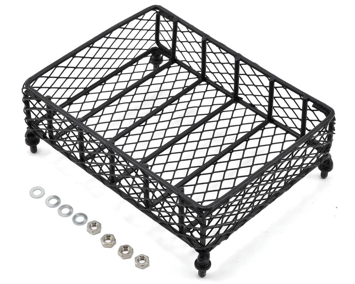 Yeah Racing 1 10 Crawler Scale Metal Mesh Roof Rack