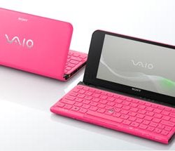 Sony VAIO P Series Lifestyle PC in pink