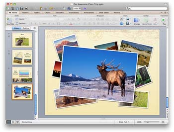 PowerPoint for Mac 2011