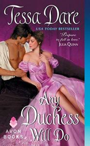 Any Duchess Will Do, Tessa Dare