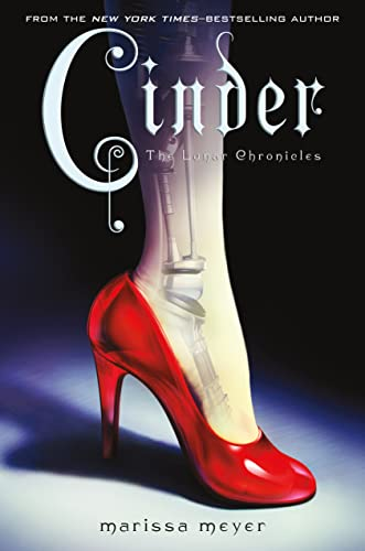 Cinder / written by Marissa Meyer.