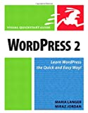 WordPress 2 : Visual QuickStart Guide