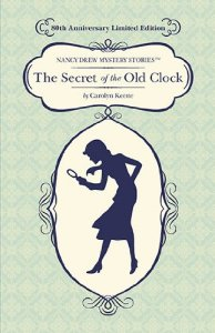 80th anniversary edition of the first Nancy Drew mystery