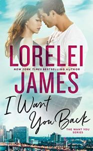 I Want You Back by Lorelei James book cover