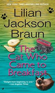 The Cat Who Came to Breakfast
