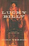 book cover of Lucky Billy