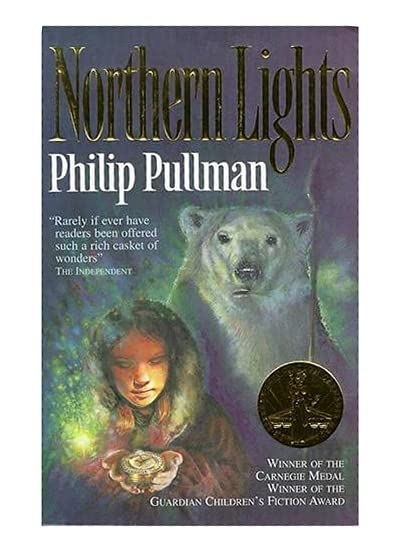 Book cover of Northern Lights by Philip Pullman