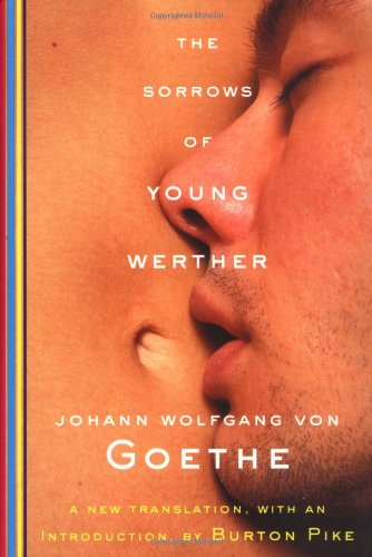 Book Cover: The Sorrows of Young Werther