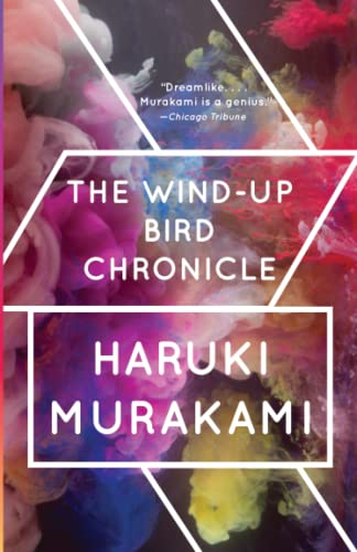 Murakami Wind-Up Bird Chronicles