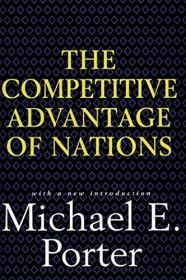 Michael Porter, Competitive Advantage of Nations, book, Toby Elwin, blog