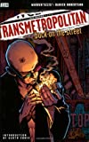Transmetropolitan: Back on the Street Cover