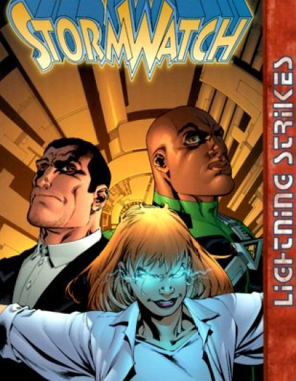 Stormwatch - 13 tomes
