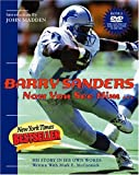 Barry Sanders: Now You See Him : His Story in His Own Words