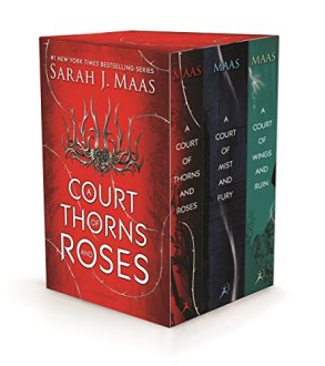 A Court of Thorns and Roses Box Set Image