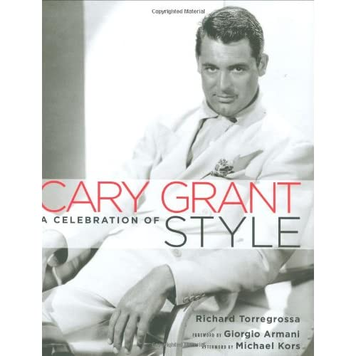 'Cary Grant: A Celebration of Style' cover