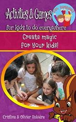 PAP Activities & Games for kids to do everywhere