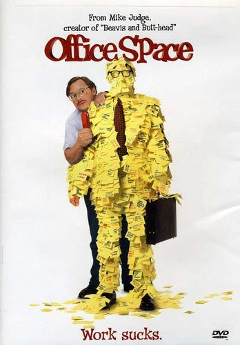 Office Space Special Edition (with Flair!