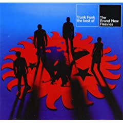 The Brand News Heavies 'Trunk Funk - The best of'