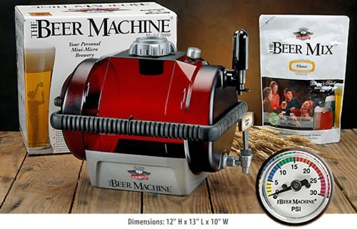 BM-2000 Beer Machine 2000