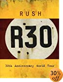 Rush - R30 - 30th Anniversary Deluxe Edition at Amazon