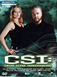 CSI: Crime Scene Investigation - Season 5.1 (3 DVDs)