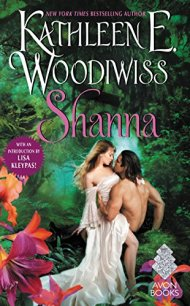 Shanna by Kathleen E. Woodiwiss Cover
