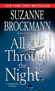 All Through the Night by Suzanne Brockmann Cover