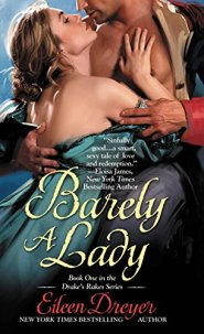 Barely a Lady by Eileen Dreyer Book Cover