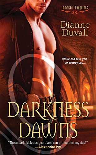 Darkness Dawns (Immortal Guardians series Book 1) by Dianne Duvall