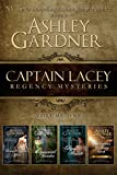 Book The Captain Lacey Regency Mysteries - Ashley Gardner