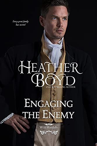Engaging the Enemy by Heather Boyd