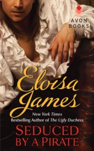 Seduced by a Pirate, Eloisa James