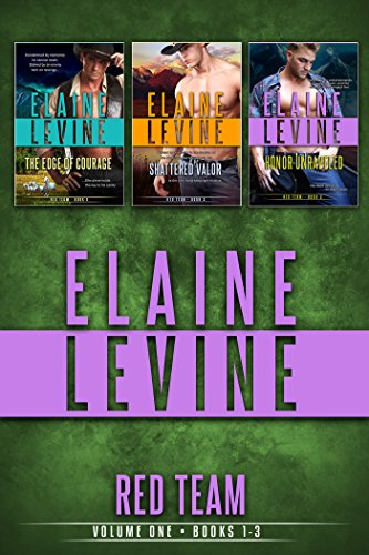 Red Team Boxed Set by Elaine Levine