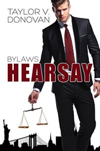 Hearsay by Taylor V. Donovan Book Cover