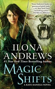 Magic Shifts by Ilona Andrews book cover